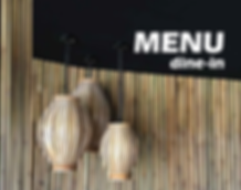 Thai Essence Liverpool | Dine In Menu