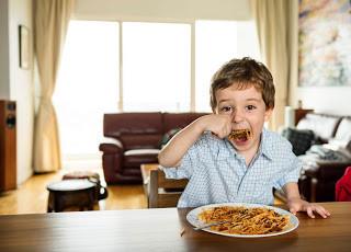 Qué tan bien comen tus hijos