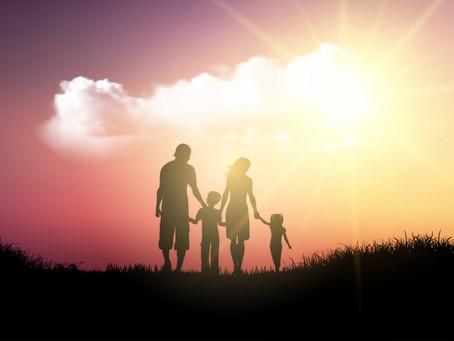 Familias de migrantes