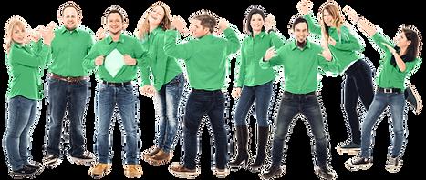 Team Eurocrop und Agentur Ritt