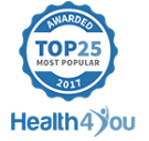 Health 4 you logo