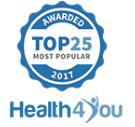Health 4 you logo