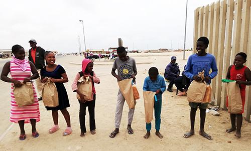 Kinder der DRC