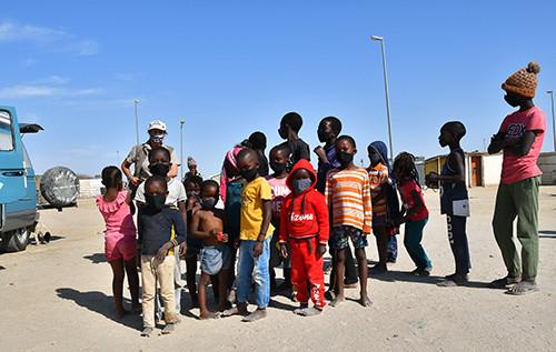 DRC Spendenaktion