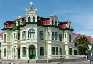 Swakopmund Hohenzollernhaus