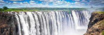 Victoria Falls / Viktoriafälle