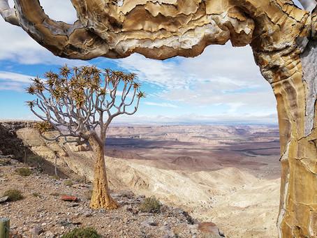 Durch den Süden Namibias: Unendliche Weiten
