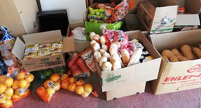Lebensmittel für DRC