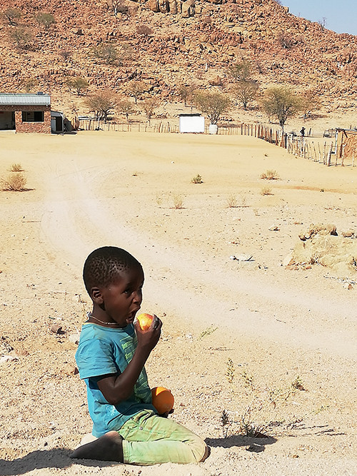 Herero Kinder