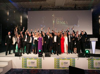 BESMA 2016 Awards