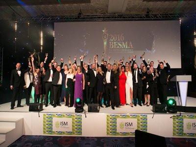 BESMA 2016 Awards