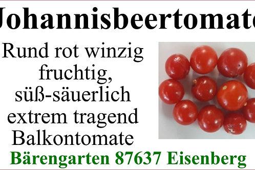 Tomaten klein - Johannisbeertomate rot
