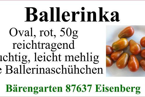 Tomaten klein - Ballerinka
