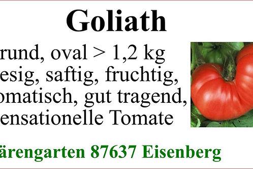 Tomaten groß - Goliath