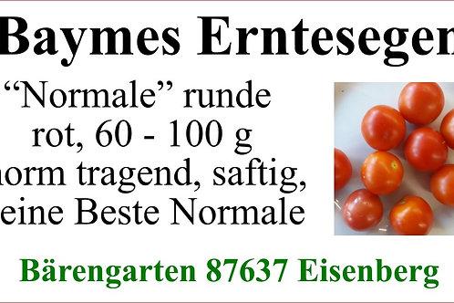 Tomaten mittel - Baymes Erntesegen