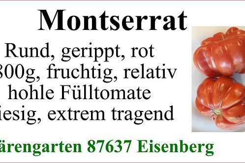 Tomaten groß - Montserrat