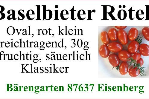 Tomaten klein - Baselbieter Röteli