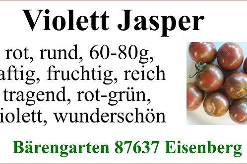 Tomaten mittel - Violet Jasper