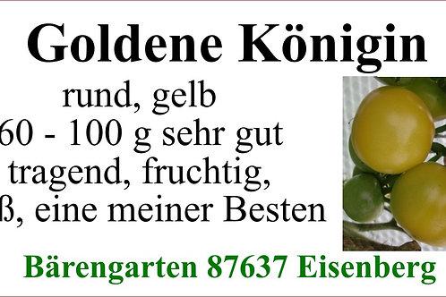 Tomaten mittel - Goldene Königin