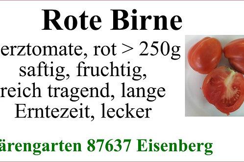 Tomaten groß - Rote Birne