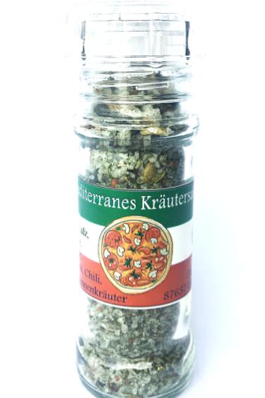 Mediterranes Kräutersalz - 80g