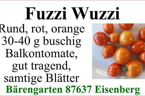 Tomaten klein - Fuzzi Wuzzi