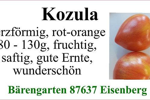 Tomaten mittel - Kozula