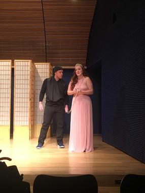 Magic Flute Rehearsal