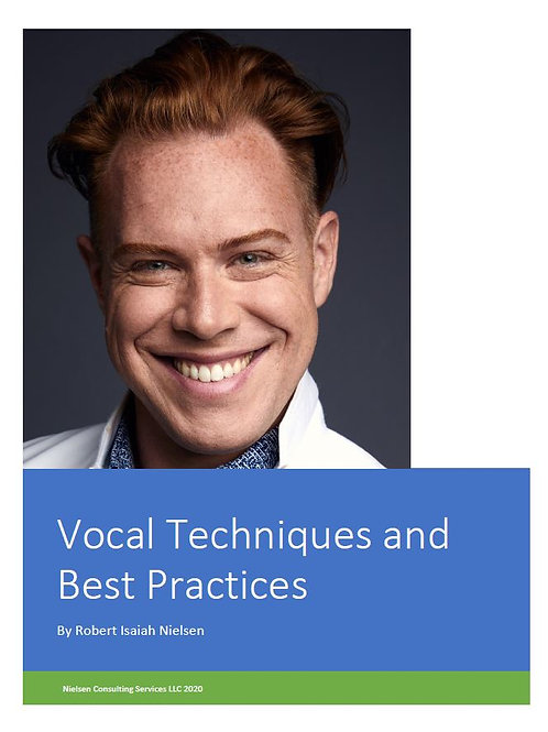 Vocal Techniques and Best Practices