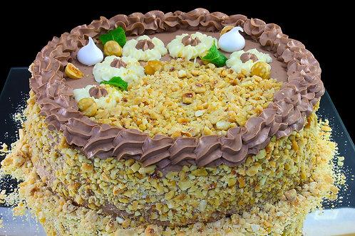 Kiievi tort / Киевский торт / Kiev Cake