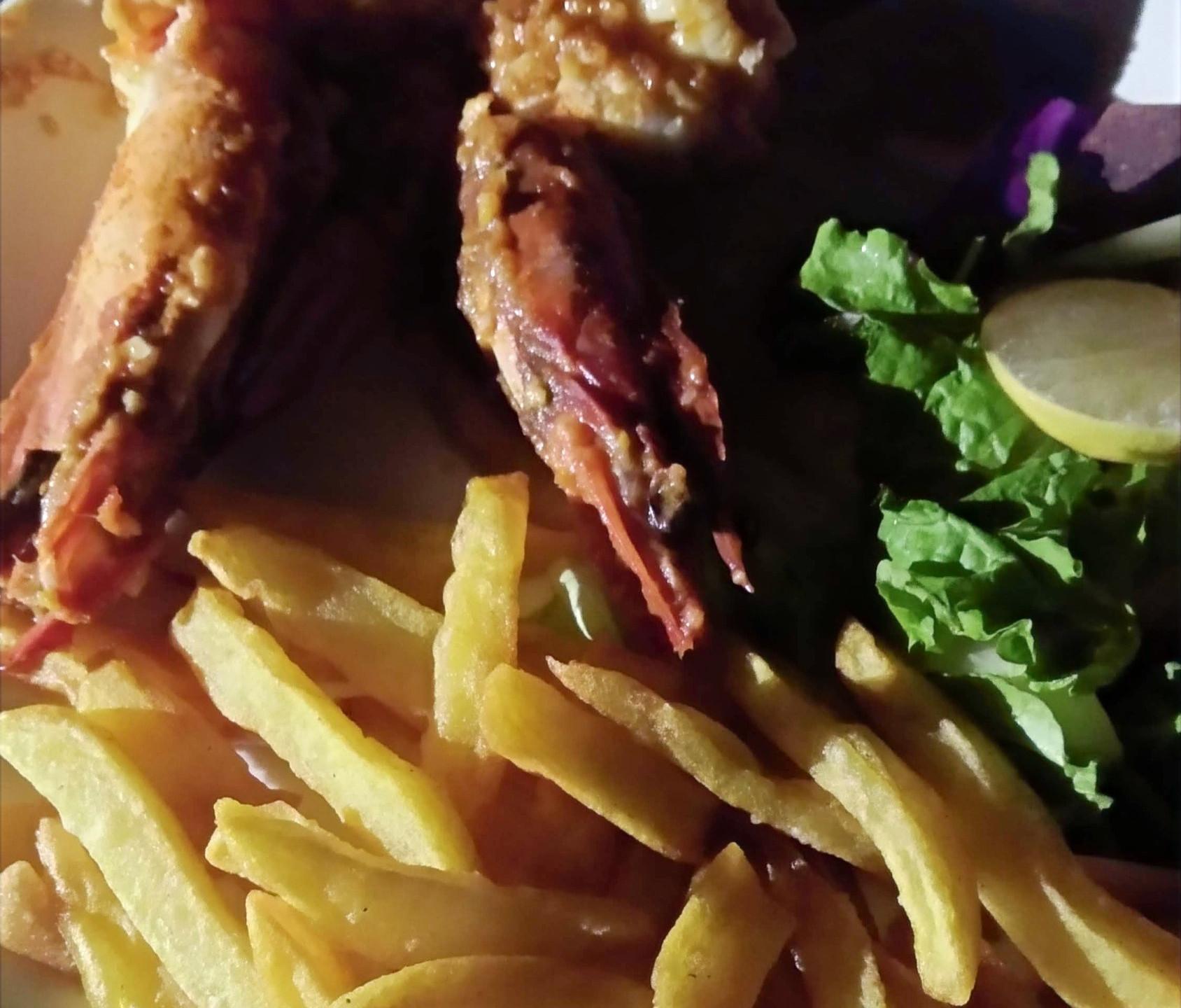 Tiger Prawns - ABBA Restaurant