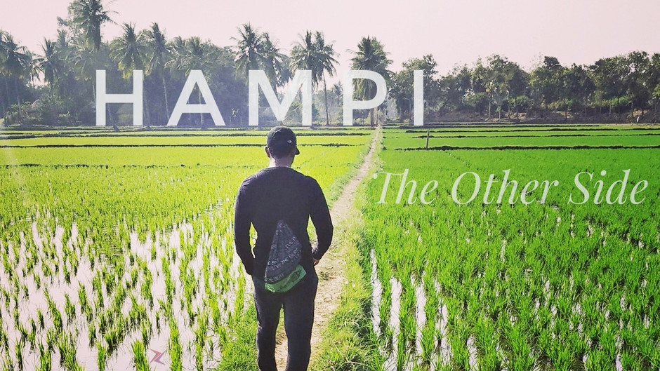 Hampi: On the Other Side