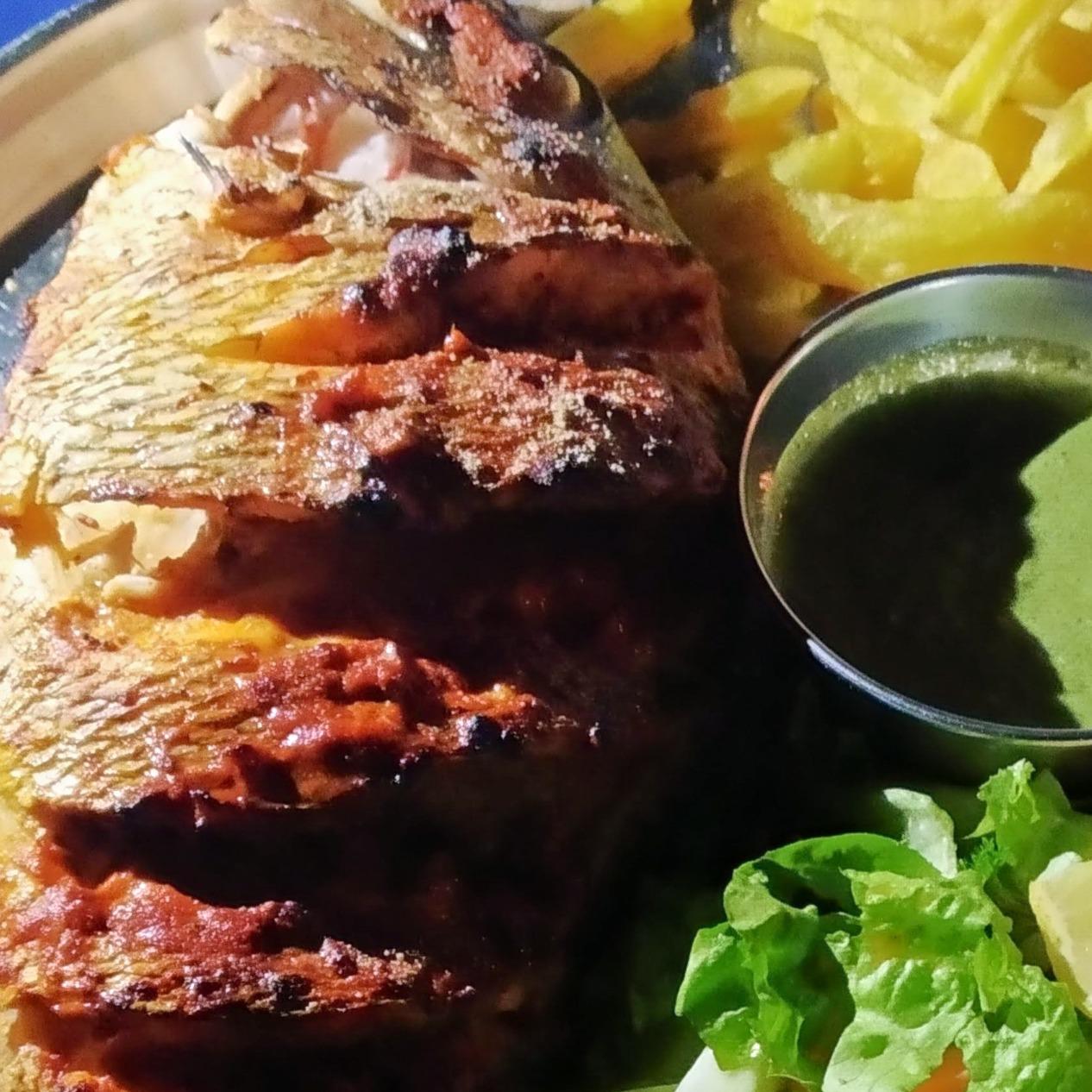 Grill Fish - ABBA Restaurant