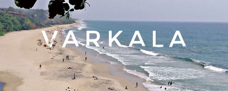 Varkala - A Cliffside Beach