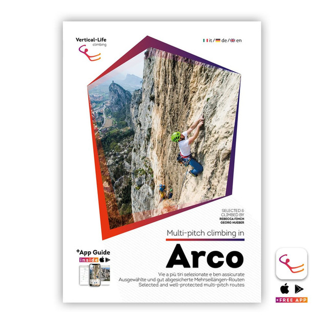 Vertical Life Arco Guidebooks