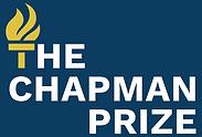 Chapman Prize - Draft Logo (Gold & White