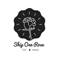 Ship One Rose Logo