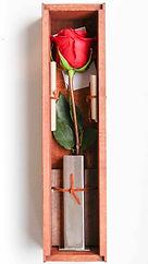 Unique rose gift box