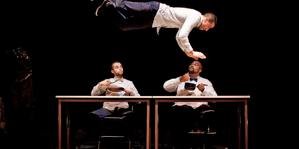 """!! ANNULÉ !! / Atelier Danse & Beat-Box / """"Bon App'"""" - Cie Racines Carrées"""
