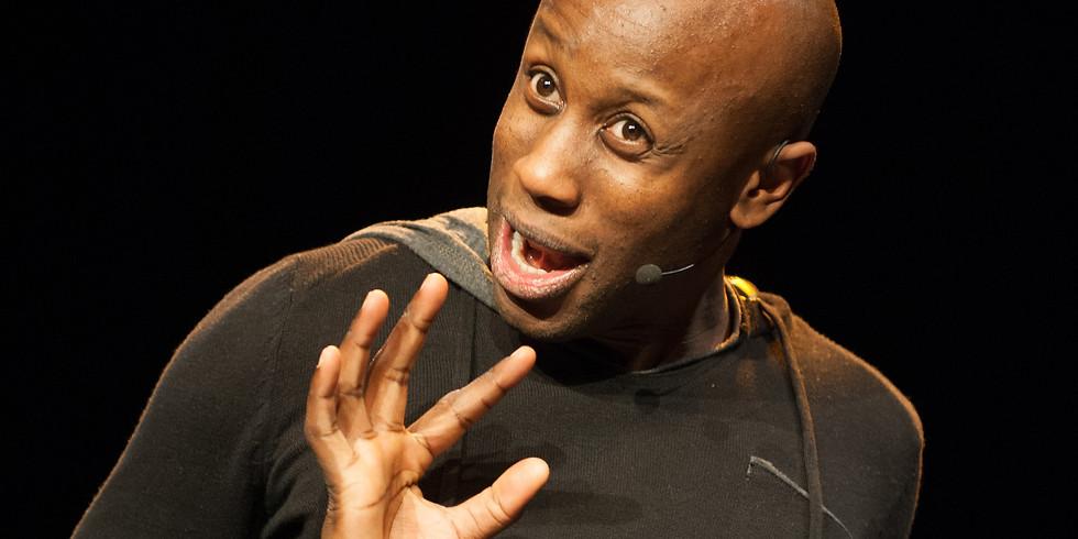 "Sortie-spectacle / ""J'kiffe Antigone"" - Ladji Diallo"