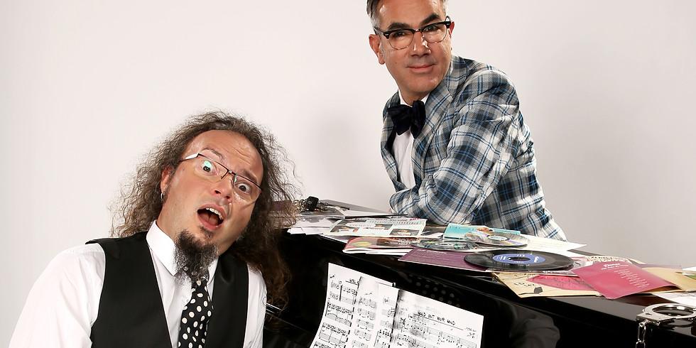 """""""Piano Jukebox"""" - Simon Fache & Larry Tournel"""