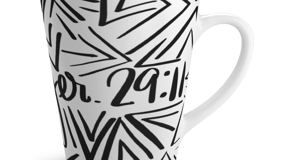 Jeremiah 29:11 MUG | Latte Mug | 12oz |