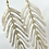 Thumbnail: Feather Statement Earrings