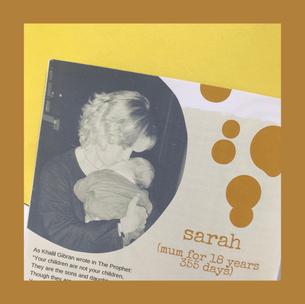 Sarah's Tale