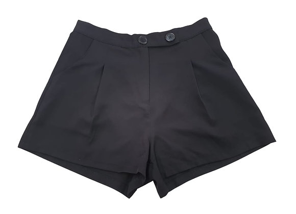 Black shorts size medium