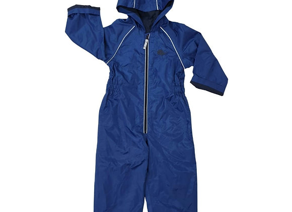 Mothercare blue All in one splash suit. 2-3yrs