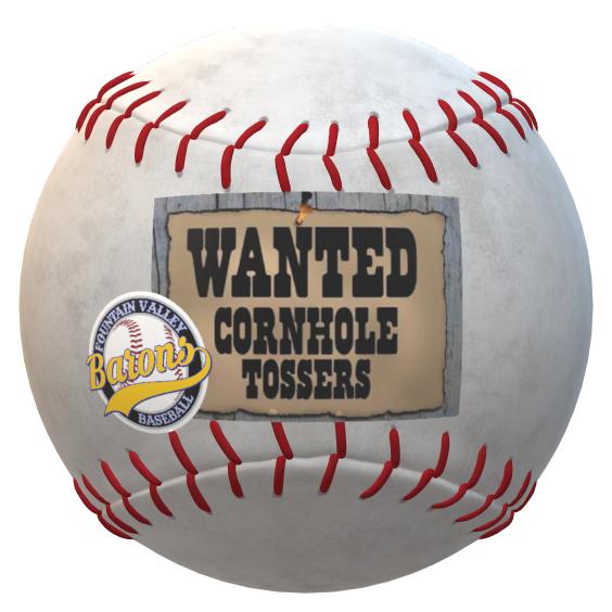 Baron Baseball Cornhole Tournament