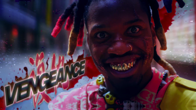 """Denzel Curry reaps revenge with """"VENGEANCE"""""""