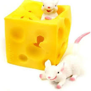 Stretch Mouse and Cheese