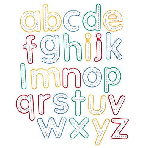 Wipe and Clean Letters Lowercase